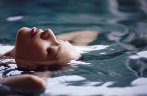 woman, beauty , thalassotherapy
