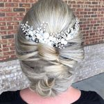 Bridal Hair and Makeup provided by Salon Greco